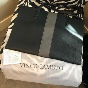 NWOT Vince Camuto Vegan leather shopper